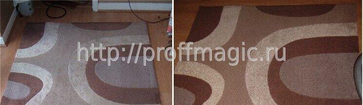 химчистка на дому ковров Подольск недорого